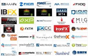 Top 10 Broker Forex Terbaik dan Terpercaya Trader Indonesia